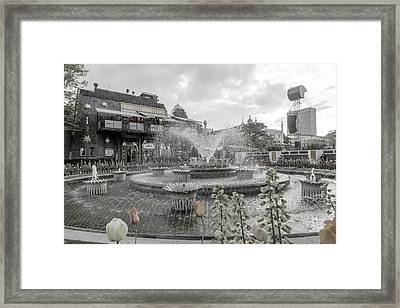 Tivoli Gardens Its Own World Framed Print
