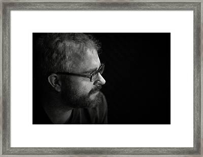 TJ Framed Print