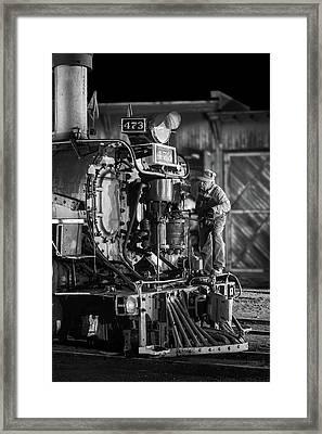 TLC Framed Print