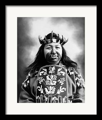 Potlatch Framed Prints