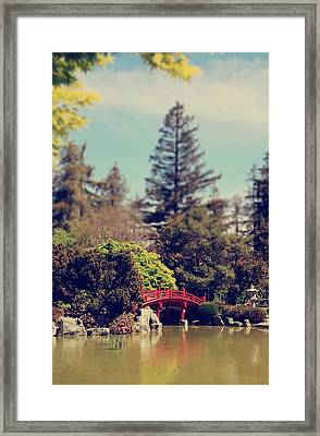 To A Faraway Land Framed Print by Laurie Search
