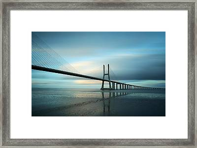 To Another Place Framed Print by Paulo Nogueira