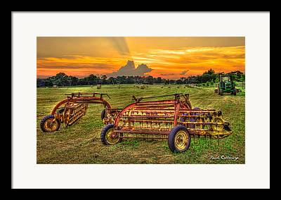 Countrylife Framed Prints