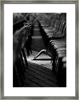 To Be Different Framed Print by Fulvio Pellegrini