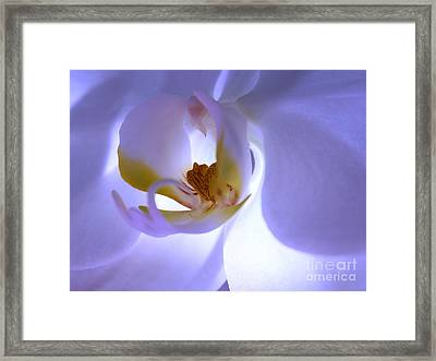 To Be Loved By You Framed Print