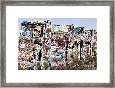 To Confuse And Inspire Framed Print by Jenny Revitz Soper