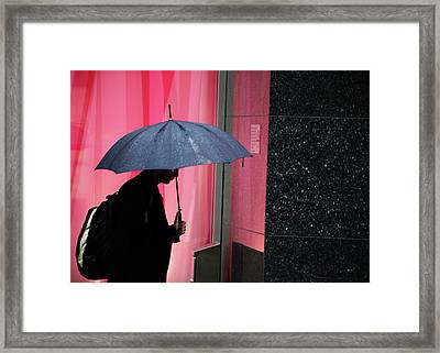 Framed Print featuring the photograph To Hearts I Crawl  by Empty Wall
