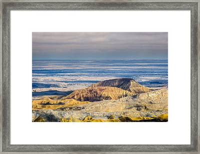 Framed Print featuring the photograph To Infinity by Alexander Kunz
