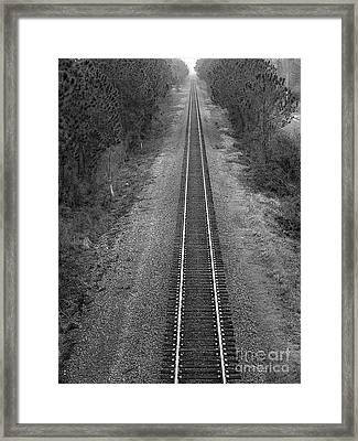To Infinity...and Beyond Framed Print