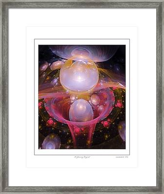 To Journey Beyond Framed Print by Gayle Odsather
