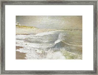 To Keep In View Framed Print