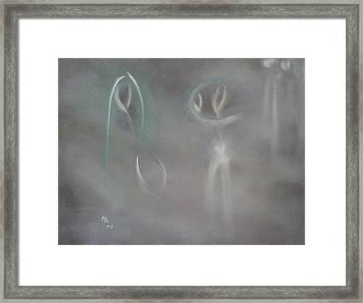 To Love ,rather Than To Like Framed Print