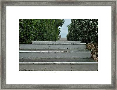 To The Beach  Framed Print by JAMART Photography