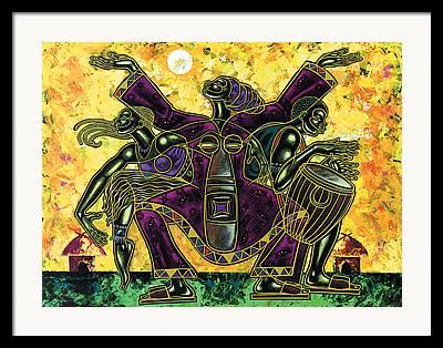 Cultural Framed Prints