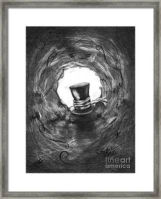 To Wonderland Framed Print by J Ferwerda