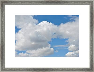 Framed Print featuring the photograph To You by Evelina Popilian