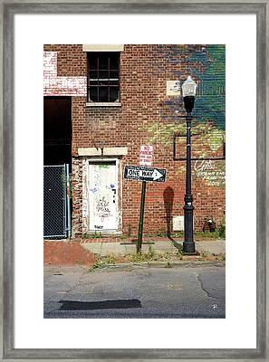 Framed Print featuring the photograph Toast by Tom Romeo