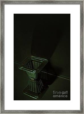 Toasted Shadows Framed Print by The Stone Age