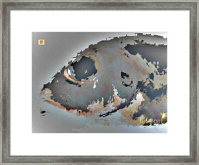 Toau Abstract Framed Print