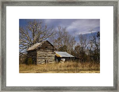 Tobacco Road Framed Print by Benanne Stiens