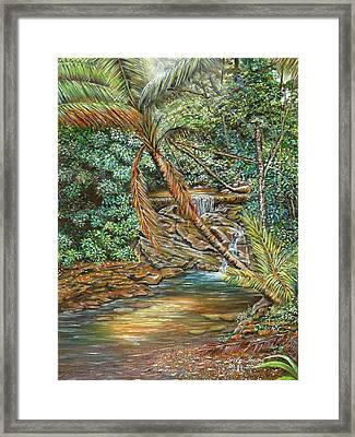 Toco Morning Framed Print by Trister Hosang