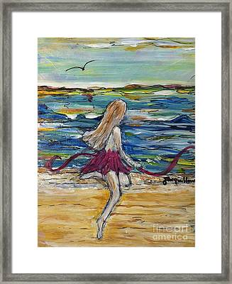 Today I Dance  Framed Print