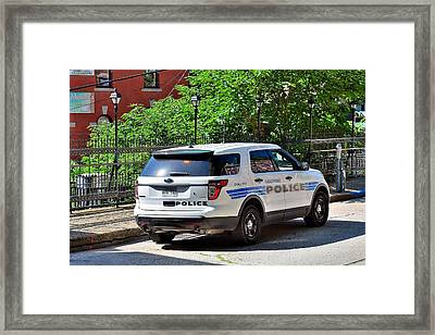 Todays Art 1320 Framed Print by Lawrence Hess