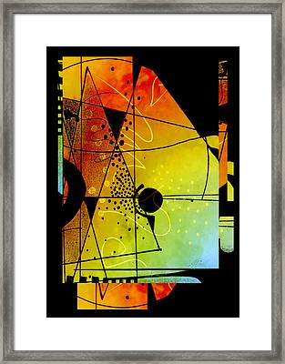 Together Framed Print by Ann Powell