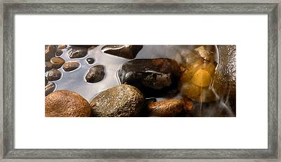 Together As One Framed Print by Steven Milner