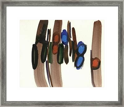 Together Framed Print by B L Qualls