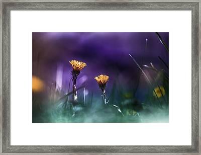 Together Framed Print by Bulik Elena