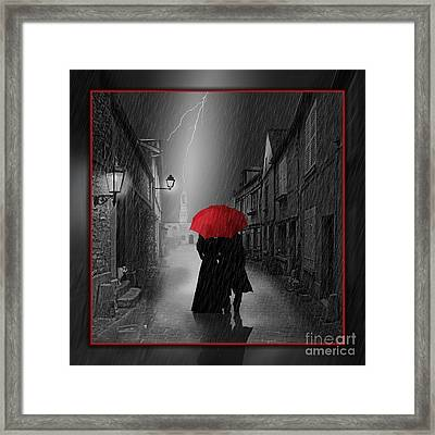 Together Forever Framed Print by Monika Juengling