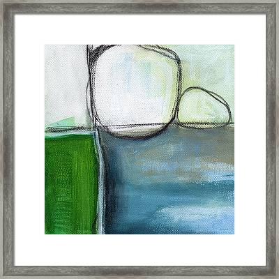 Together Framed Print by Linda Woods