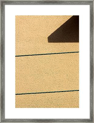 Framed Print featuring the photograph Together Yet Apart by Prakash Ghai