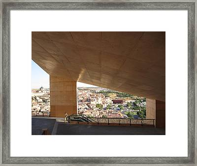 Toledo Architecture Framed Print