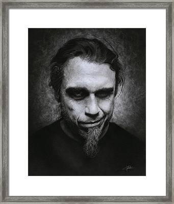 Tom Araya Framed Print