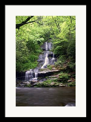 Smoky Mountain National Pall Framed Prints