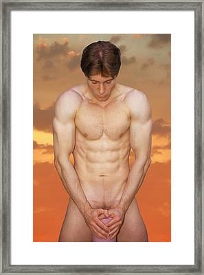 Tom P. 4-1 Framed Print