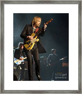 Tom Petty And The Heartbreakers 7 Framed Print