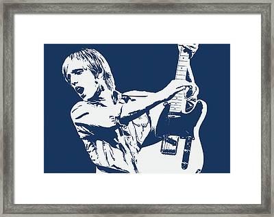 Tom Petty - Portrait 02 Framed Print