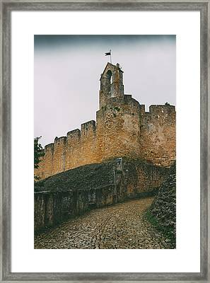 Tomar Castle, Portugal Framed Print