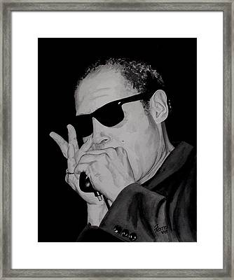 Tomas Esparza Framed Print