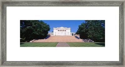 Tomb Of The Unknown Soldier, Arlington Framed Print