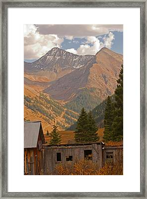 Tomboy Village 2 Framed Print