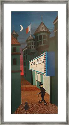 Tomcat Framed Print by Frank Parrish