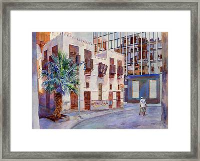 Tomorrows World Framed Print by Dorothy Boyer