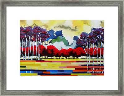 Tomorrows Yesterday  Framed Print by Joseph Palotas
