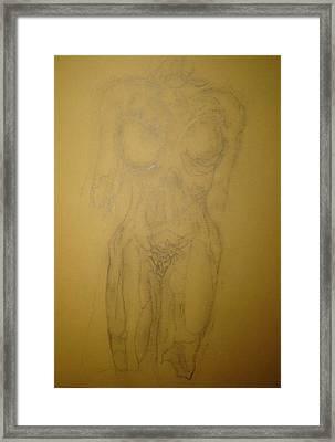 Tone Framed Print by Dean Corbin