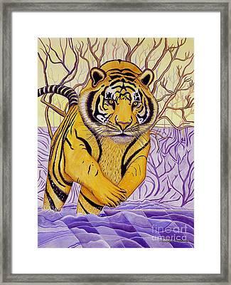Tony Tiger Framed Print