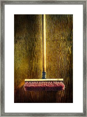 Tools On Wood 26 Framed Print by YoPedro